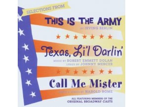 VARIOUS ARTISTS - This Is The Army/Cal Me Mister/Texas (CD)