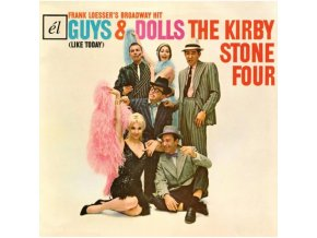 KIRBY STONE FOUR - Guys & Dolls (Like Today) (CD)