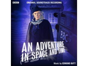 EDMUND BUTT - An Adventure In Space And Time - Ost (CD)