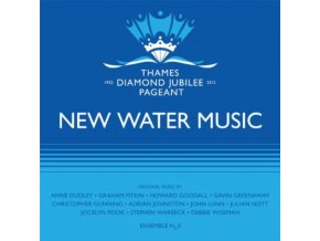 ENSEMBLE H2O - New Water Music - Jubilee Pageant (CD)