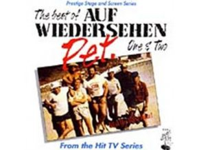 VARIOUS ARTISTS - The Best Of Auf Wiedersehn Pet One & Two (CD)