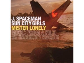 J SPACEMAN & SUN CITY GIRLS - Mister Lonely - Ost (CD)