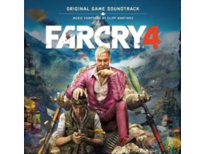 CLIFF MARTINEZ - Far Cry 4 - Ost (CD)
