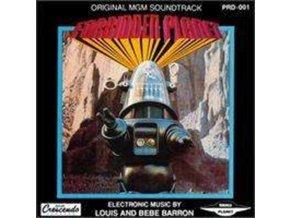VARIOUS ARTISTS - Forbidden Planet - Ost (CD)