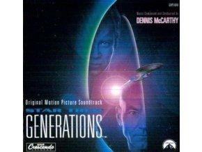 ORIGINAL SOUNDTRACK / DENNIS MCCARTHY - Star Trek: Generations (Limited Edition) (CD)