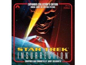 ORIGINAL SOUNDTRACK / JERRY GOLDSMITH - Star Trek: Insurrection (CD)