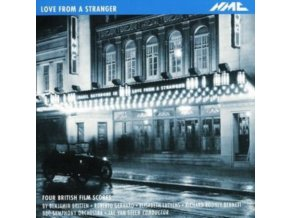 BBC SYMPHONY ORCH./VAN STEE - Love From A Stranger - Four British Film (CD)