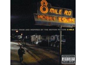EMINEM - 8 Mile - OST (CD)