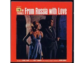ORIGINAL SOUNDTRACK - From Russia With Love (CD)