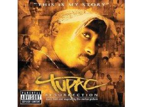 ORIGINAL SOUNDTRACK / TUPAC - Resurrection (CD)