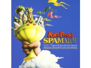 ORIGINAL CAST RECORDING - Monty PythonS Spamalot (CD)