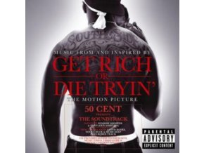 50 CENT & G UNIT - Get Rich Or Die Tryin - Ost (CD)