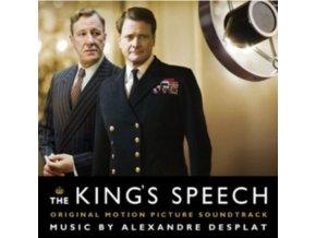 ALEXANDRE DESPLAT - The KingS Speech - Ost (CD)