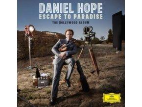 DANIEL HOPE - Escape To Paradise - The Hollywood Album (CD)