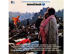 VARIOUS ARTISTS - Woodstock - Music From The Ost And More (CD)