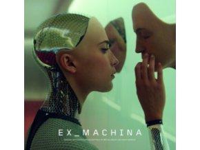 BEN SALISBURY & GEOFF BARROW - Ex Machina Ost (CD)