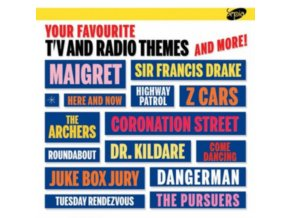 VARIOUS ARTISTS - Your Favourite Tv And Radio Themes And More (CD)