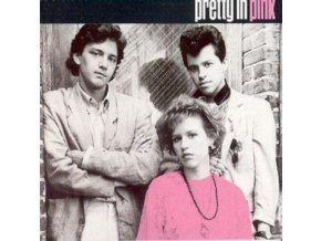 ORIGINAL SOUNDTRACK - Pretty In Pink (CD)
