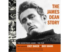 ORIGINAL SOUNDTRACK / CHET BAKER - The James Dean Story (CD)