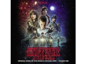 KYLE DIXON & MICHAEL STEIN - Stranger Things Season 1 / Vol. 1 (A Netflix Original Series Soundtrack) (CD)