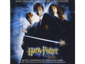 ORIGINAL SOUNDTRACK - Harry Potter & The Chamber Of Secrets [John Williams] (CD)