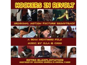 VARIOUS ARTISTS - Hookers In Revolt Soundtrack (CD)