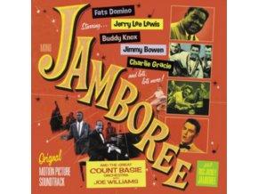 VARIOUS ARTISTS - Jamboree Aka Disc Jockey Jamboree (Original Motion Picture Soundtrack) (CD)