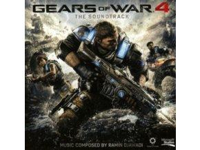 RAMIN DJAWADI - Gears Of War 4 The Soundtrack (CD)