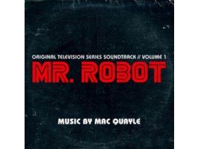 ORIGINAL TV SOUNDTRACK / MAC QUAYLE - Mr. Robot - Volume 1 (CD)