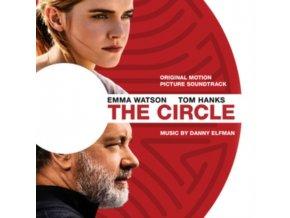 DANNY ELFMAN - The Circle - OST (CD)
