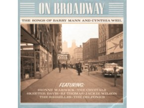 VARIOUS ARTISTS - On Broadway: Songs Of Barry Mann & Cynthia Weil (CD)