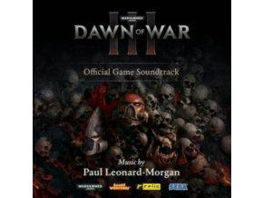 PAUL LEONARD-MORGAN - Warhammer 40.000: Dawn Of War Iii (Official Game Soundtrack) (CD)