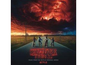 VARIOUS ARTISTS - Stranger Things - OST (CD)