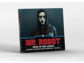 ORIGINAL TV SOUNDTRACK / MAC QUAYLE - Mr. Robot - Volume 3 (CD)
