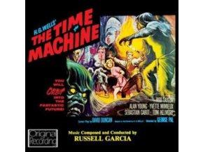 ORIGINAL SOUNDTRACK - Time Machine (CD)