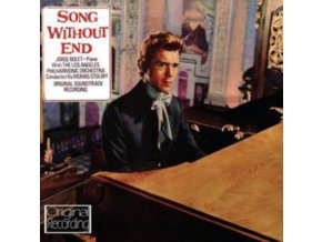 ORIGINAL SOUNDTRACK - Song Without End - OST (CD)