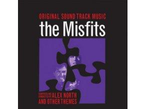ALEX NORTH & MISFITS - Misfits - OST (CD)