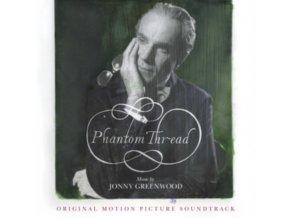 JONNY GREENWOOD - Phantom Thread - OST (CD)