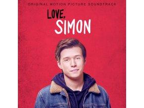 VARIOUS ARTISTS - Love Simon - OST (CD)