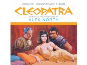 ORIGINAL SOUNDTRACK / ALEX NORTH - Cleopatra (CD)