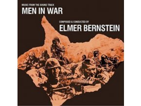 ELMER BERNSTEIN - Men In War - OST (CD)