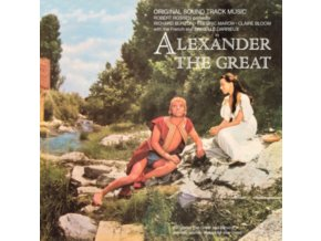 MARIO NASCIMBENE - Alexander The Great - OST (CD)
