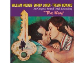 MALCOLM ARNOLD - The Key - OST (CD)