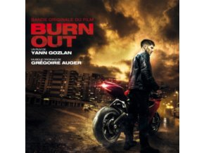 GREGOIRE AUGER - Burn Out - OST (CD)