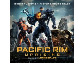 LORNE BALFE - Pacific Rim Uprising - OST (CD)