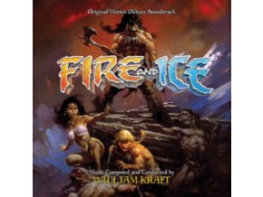 WILLIAM KRAFT - Fire & Ice - OST (CD)