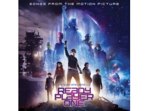 VARIOUS ARTISTS - Ready Player One - OST (CD)