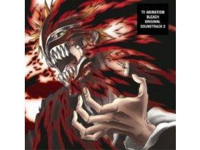 ORIGINAL TV SOUNDTRACK - Bleach 3 (CD)