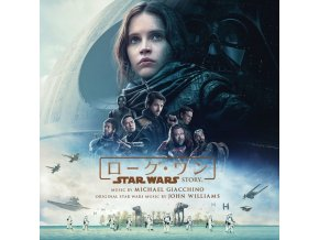 VARIOUS ARTISTS - Rogue One: A Star Wars Rogue Story - Ost (CD)