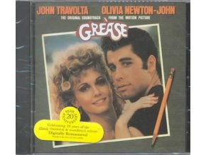 VARIOUS ARTISTS - Grease - Ost (CD)